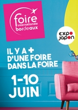 Foire internationale de Bordeaux 2019