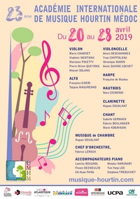 Académie Internationale de Musique Hourtin